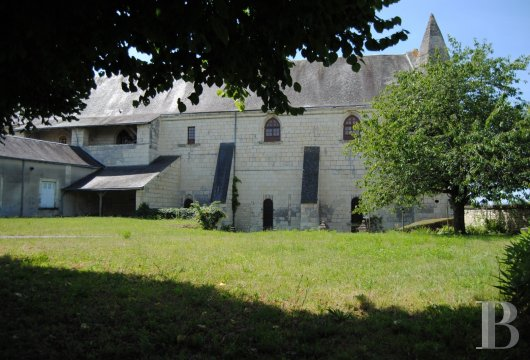 castles for sale France center val de loire   - 4