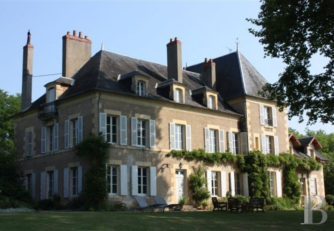 property for sale France burgundy near paris - 1