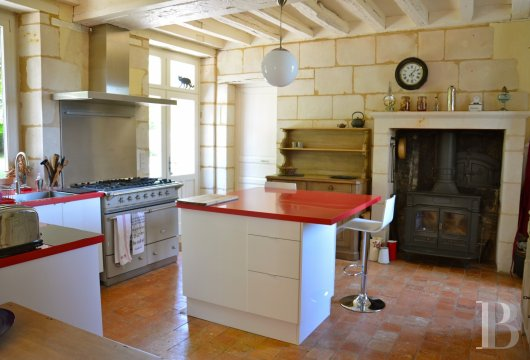 monastery for sale France pays de loire presbytery 18th - 10 mini