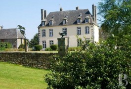 chateaux for sale France brittany malouiniere vestige - 2