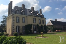 chateaux for sale France brittany malouiniere vestige - 5