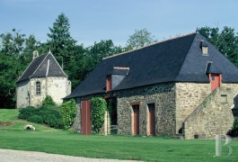chateaux for sale France brittany malouiniere vestige - 13