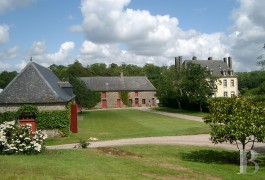 chateaux for sale France brittany malouiniere vestige - 12