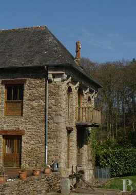 chateaux for sale France brittany malouiniere vestige - 7
