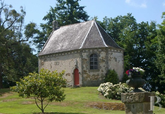 chateaux for sale France brittany malouiniere vestige - 9