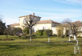 Residences for sale - aquitaine - Between the two seas,-18th century Carthusian monastery