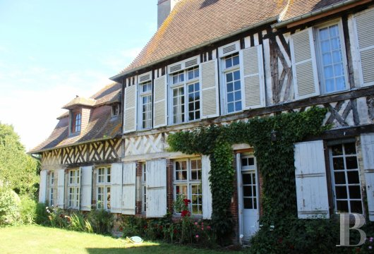 France mansions for sale lower normandy deauville 16 - 7