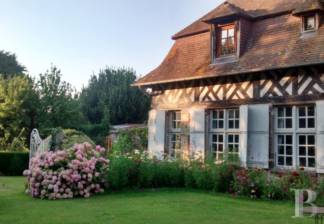 France mansions for sale lower normandy deauville 16 - 18