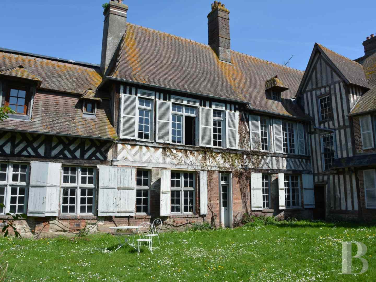 France mansions for sale lower normandy deauville 16 - 4 zoom