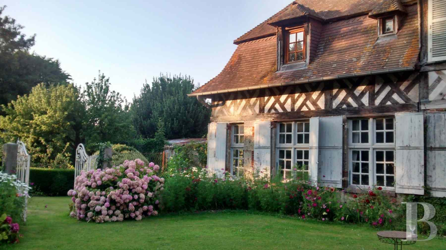 France mansions for sale lower normandy deauville 16 - 18 zoom