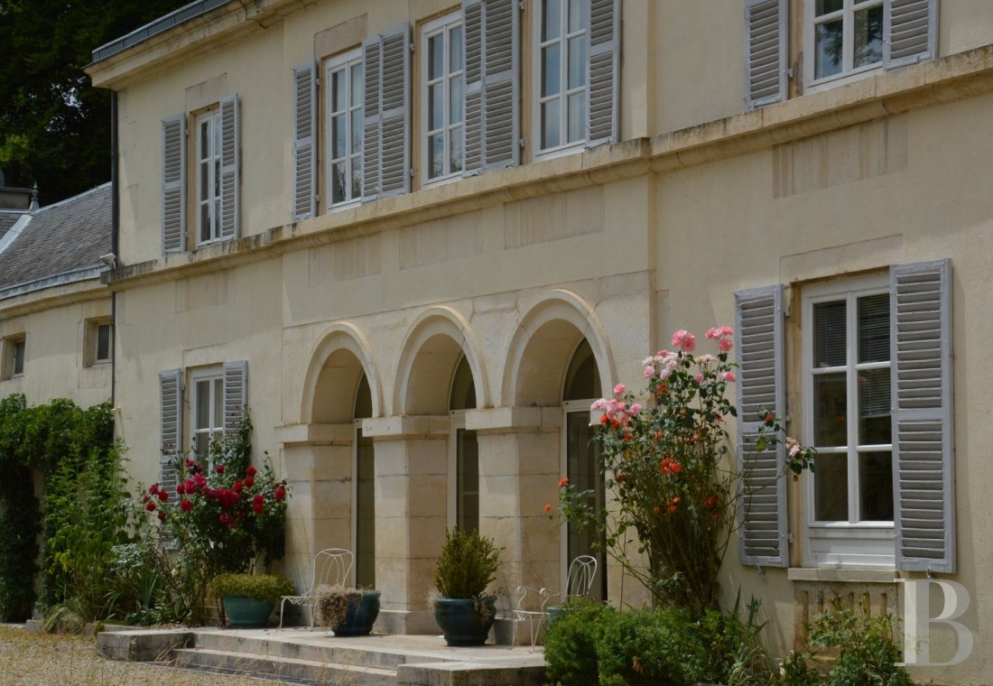 chateaux for sale France champagne ardennes   - 13