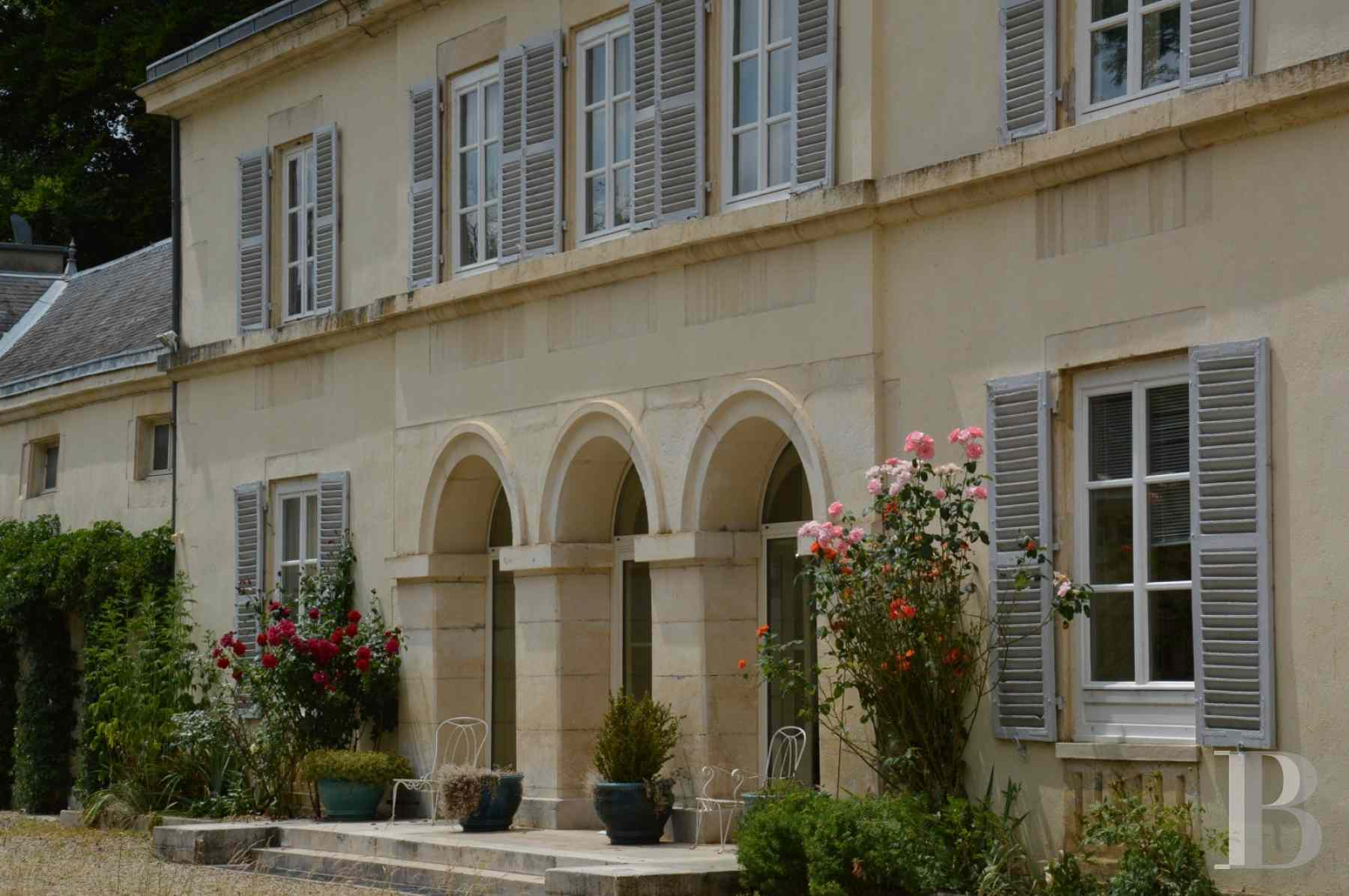 chateaux for sale France champagne ardennes residence 19th - 13 zoom