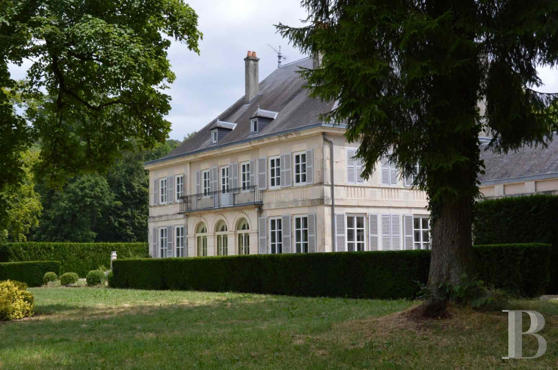 chateaux for sale France champagne ardennes residence 19th - 2 zoom