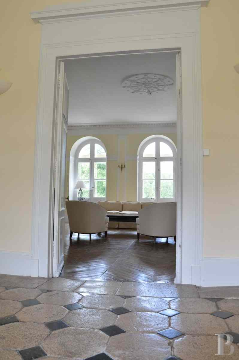 chateaux for sale France champagne ardennes residence 19th - 4 zoom