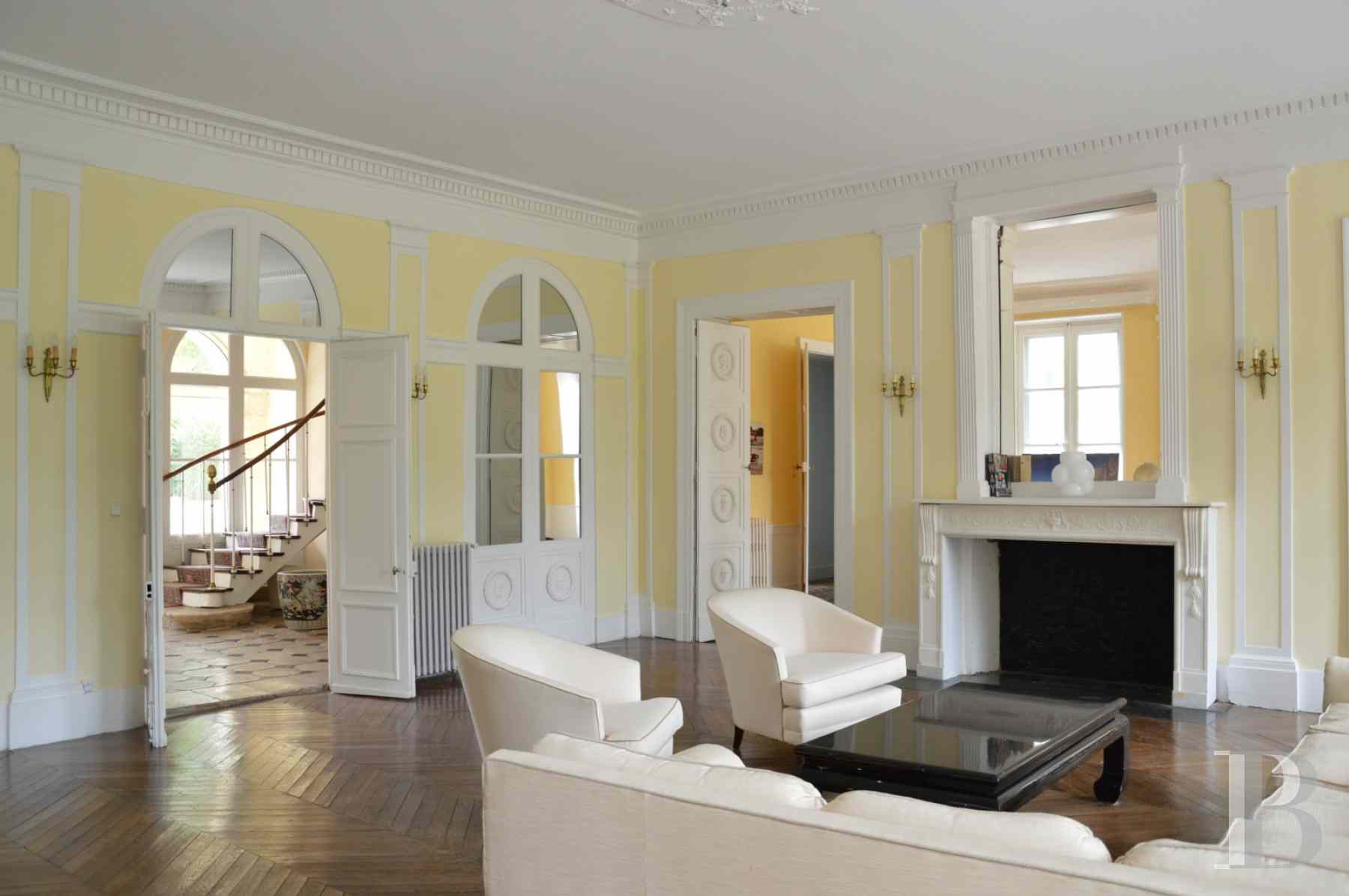 chateaux for sale France champagne ardennes residence 19th - 5 zoom