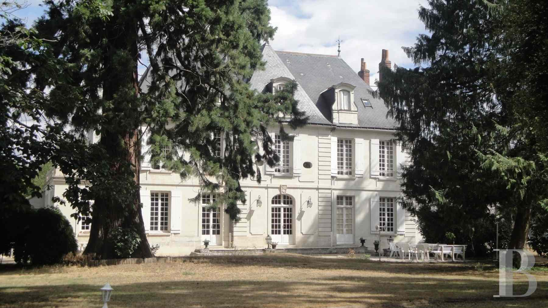 property for sale France center val de loire large luxurious - 1 zoom