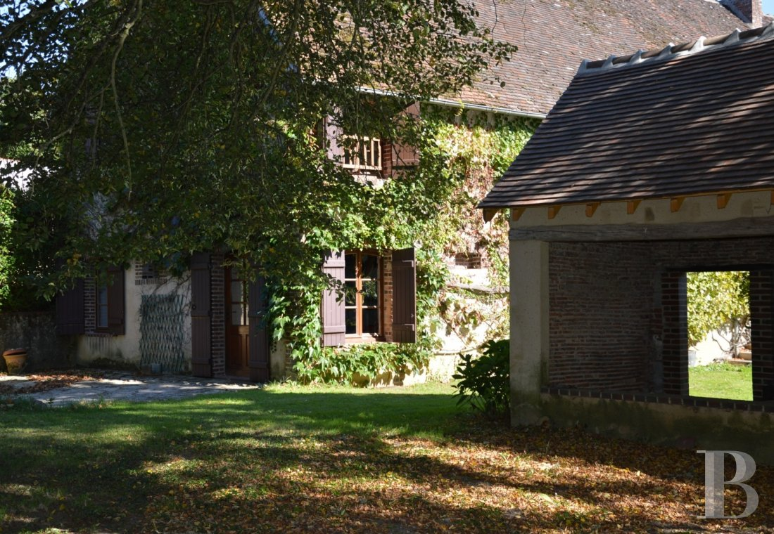 french village houses for sale burgundy village houses - 4