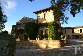 chateaux for sale France languedoc roussillon parc village - 5