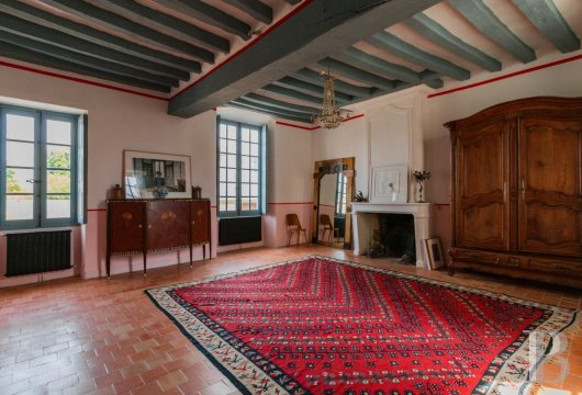 mansion houses for sale France pays de loire mansion house - 8