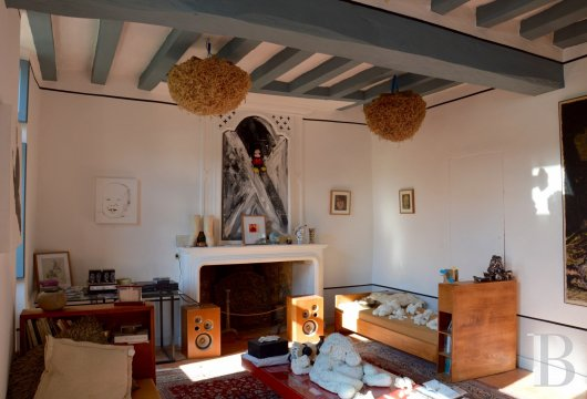 mansion houses for sale France pays de loire   - 9