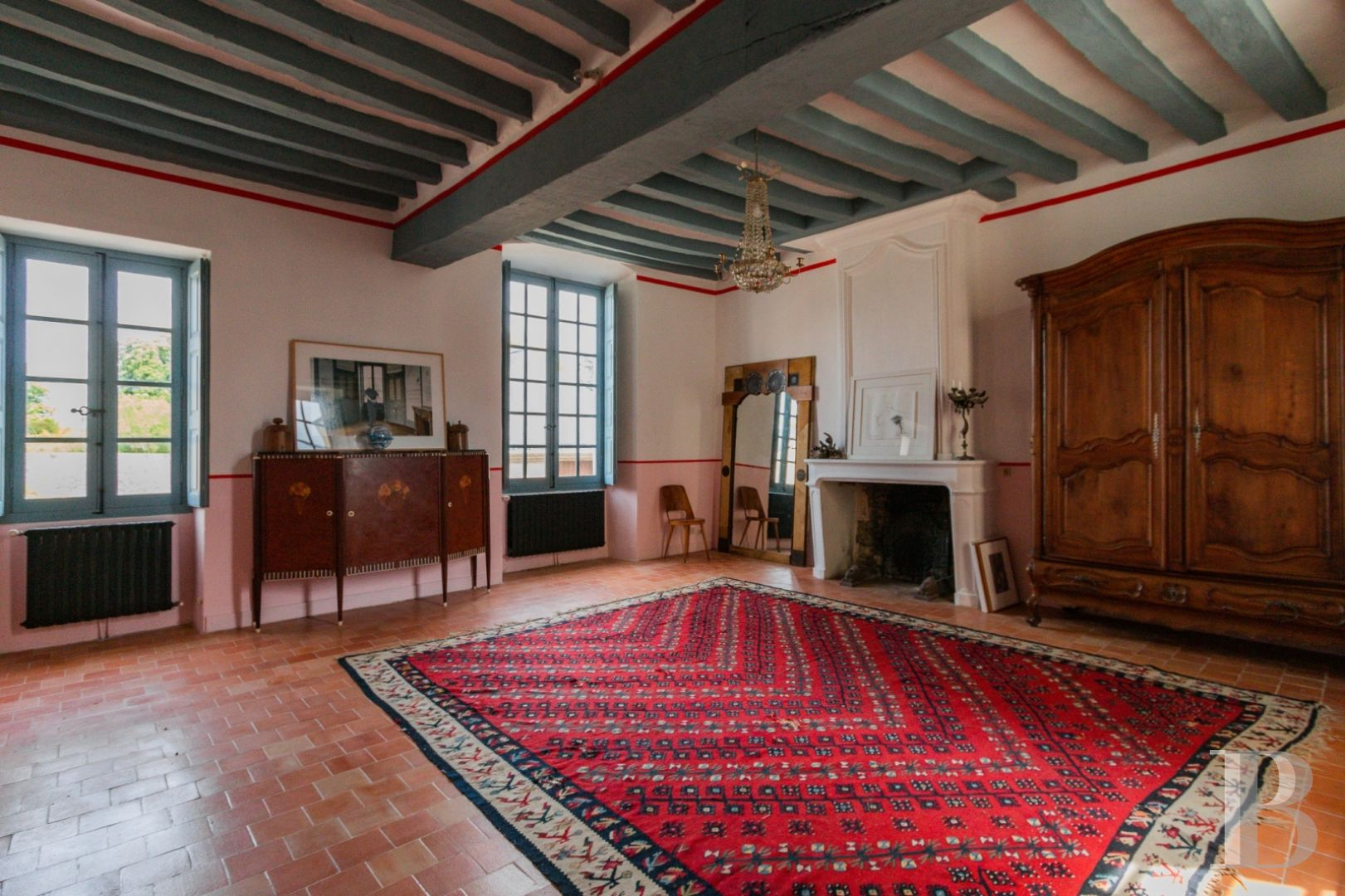 mansion houses for sale France pays de loire mansion house - 8 zoom