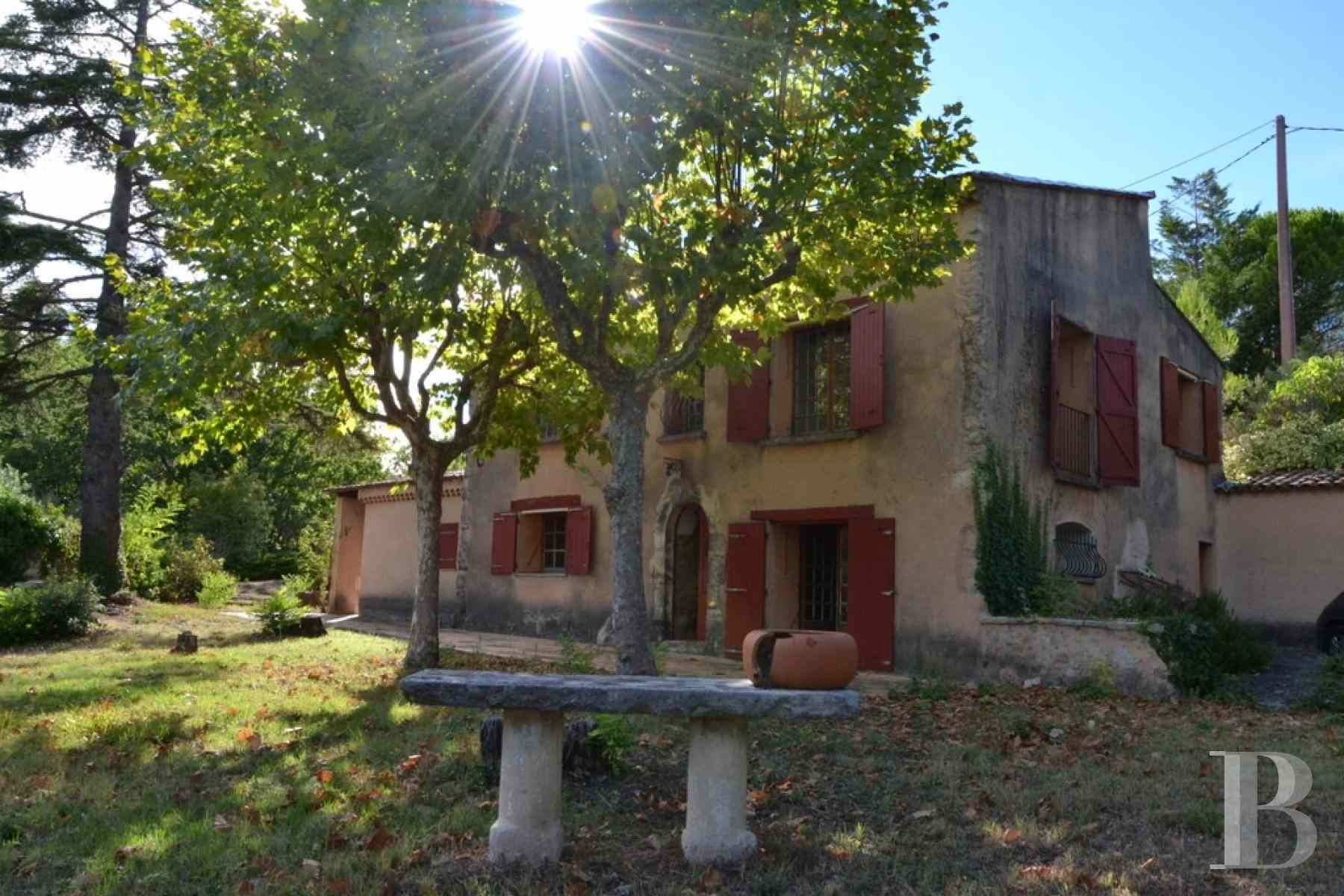 character properties France provence cote dazur var property - 3 zoom