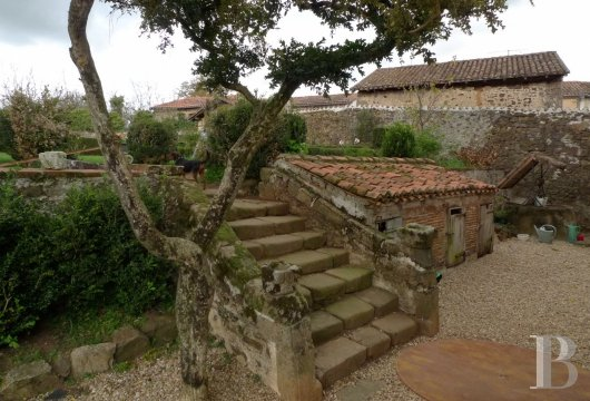France mansions for sale poitou charentes dwelling 17th - 15