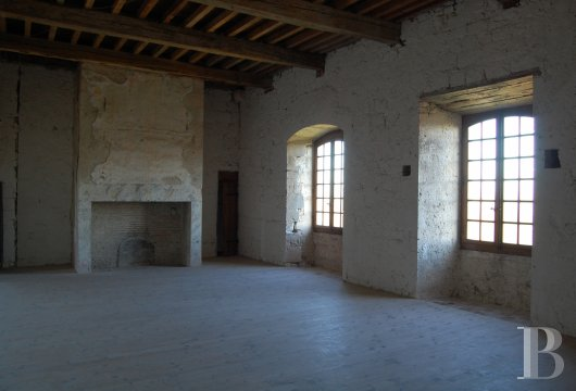 chateaux for sale France midi pyrenees medieval castle - 11
