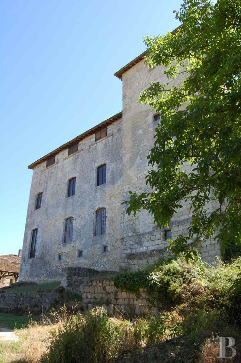 chateaux for sale France midi pyrenees medieval castle - 4 zoom