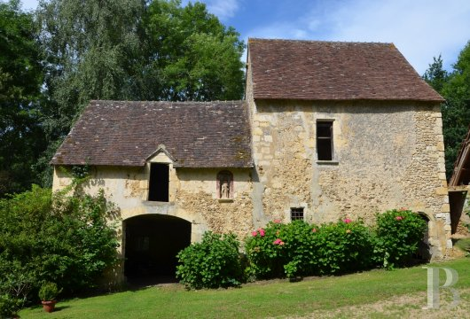 France mansions for sale lower normandy 15th century - 3 mini