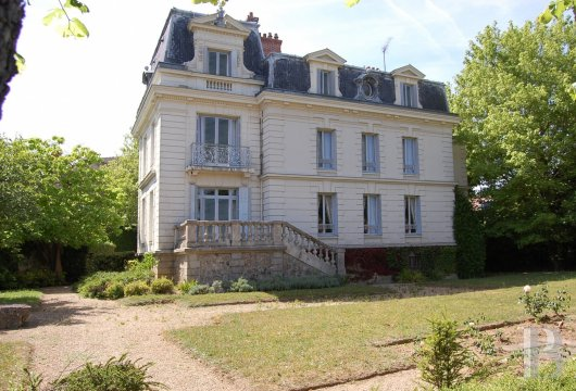 France mansions for sale ile de france marne ferte - 3