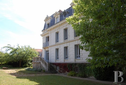 France mansions for sale ile de france marne ferte - 4
