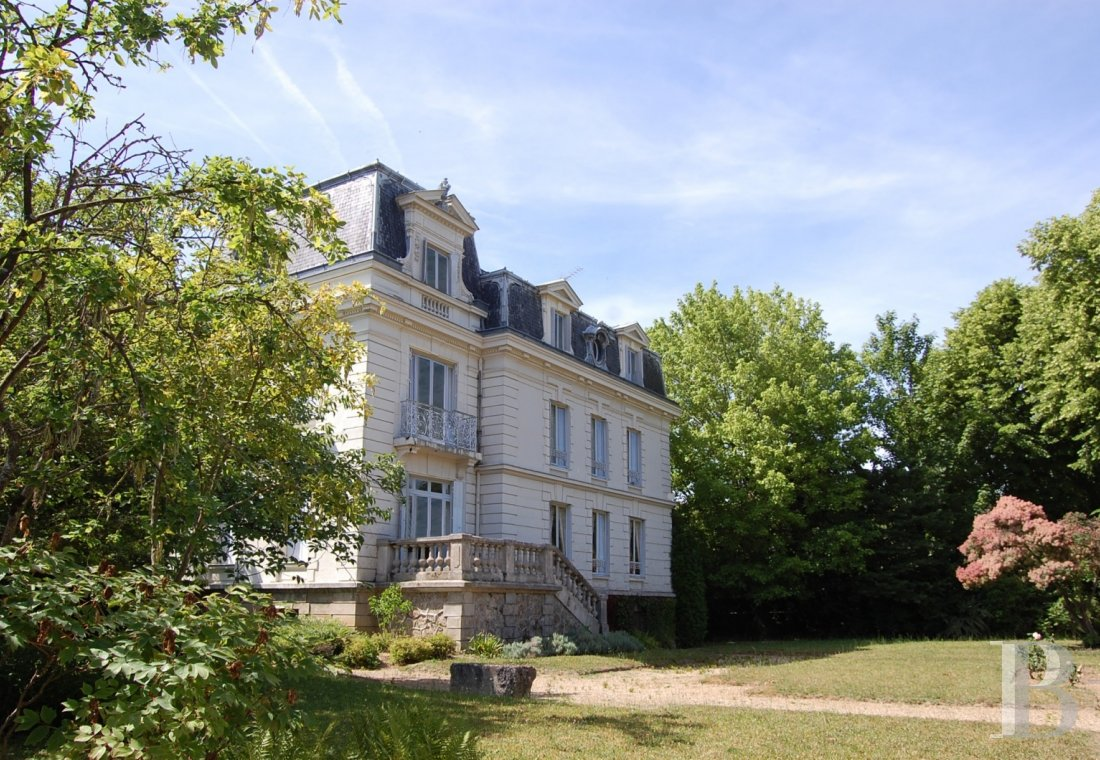 France mansions for sale ile de france marne ferte - 1