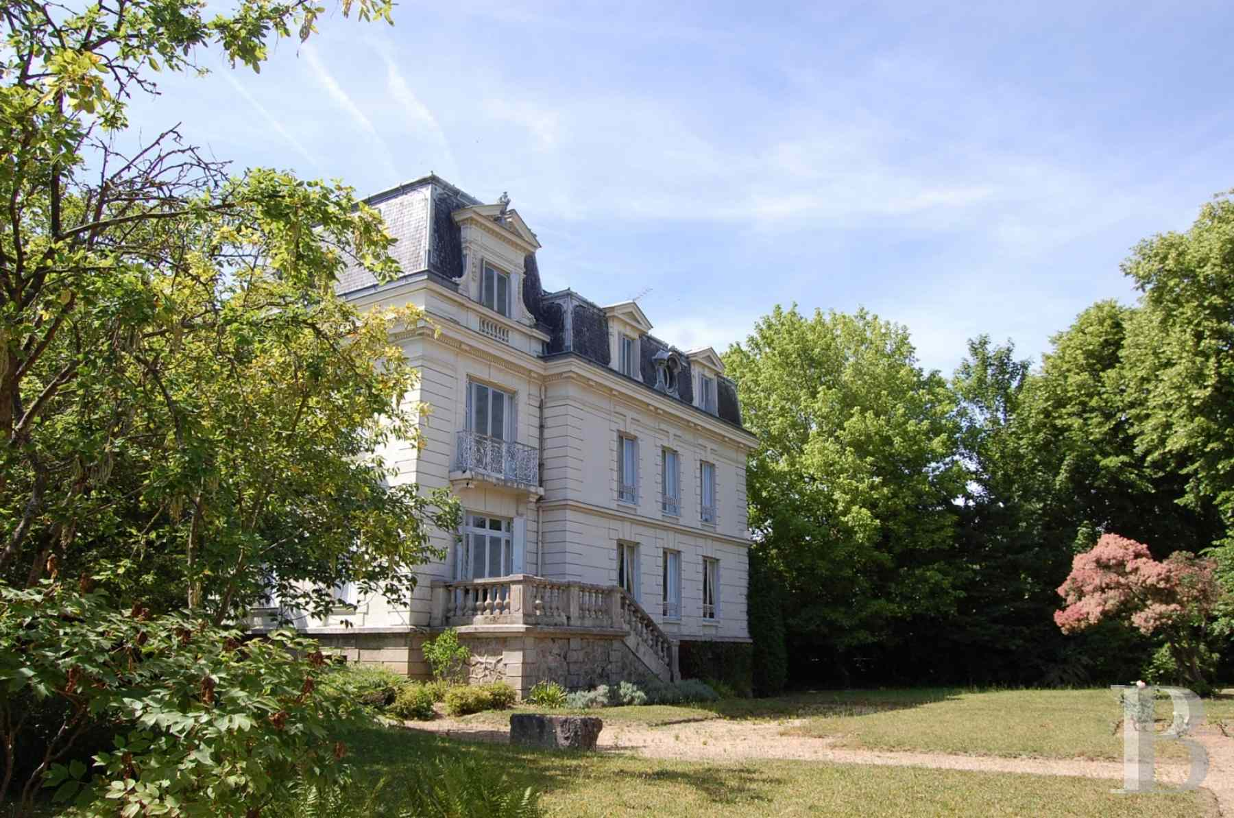 France mansions for sale ile de france marne ferte - 1 zoom