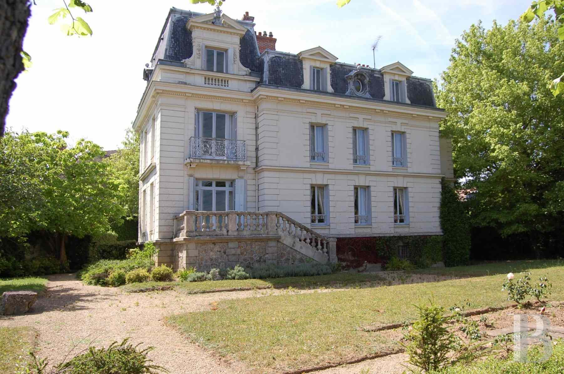 France mansions for sale ile de france marne ferte - 3 zoom