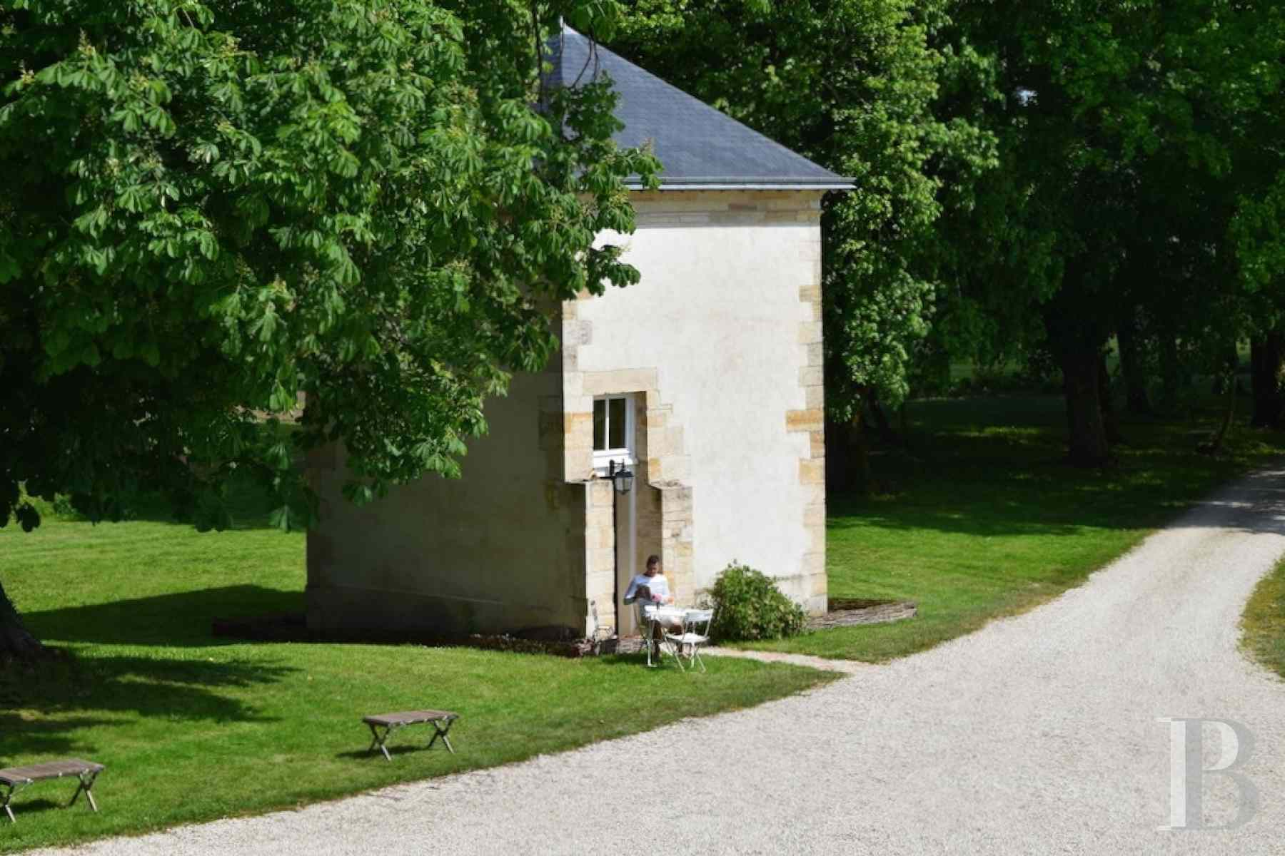 chateaux for sale France champagne ardennes neo palladian - 20 zoom