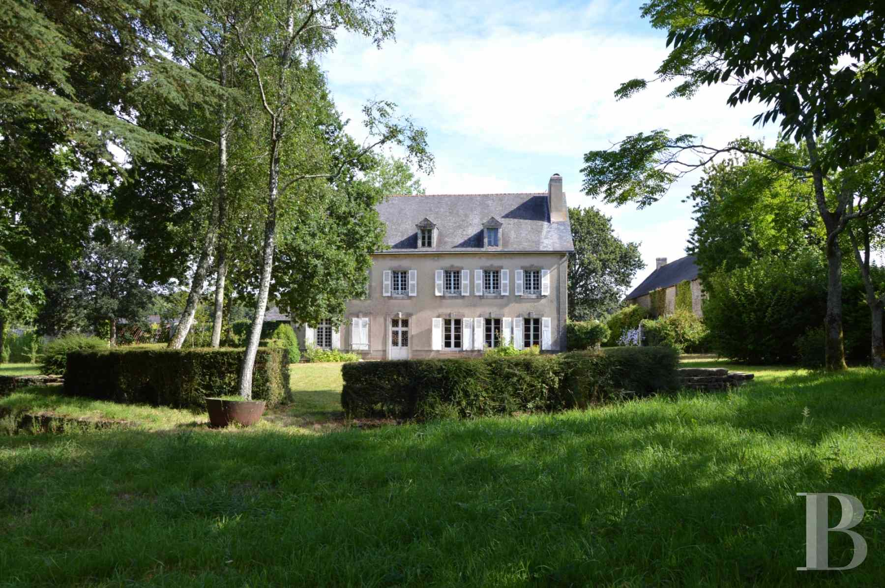 France mansions for sale brittany finistere property - 1 zoom