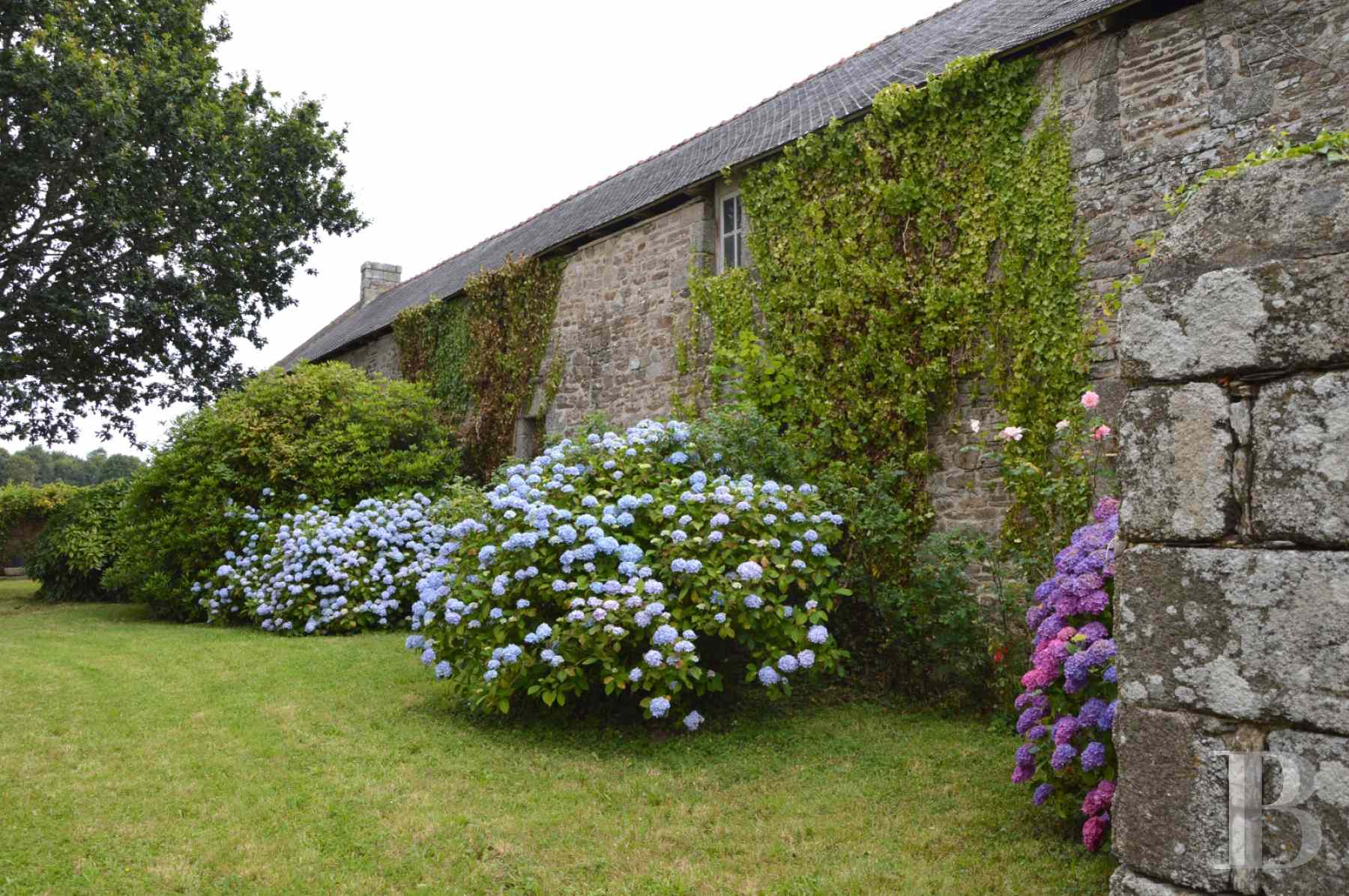 France mansions for sale brittany finistere property - 3 zoom