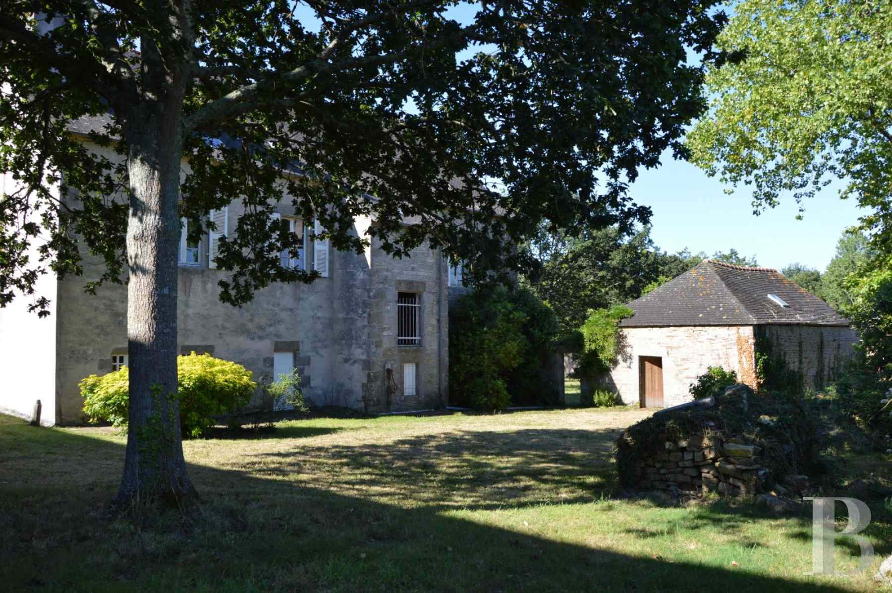 France mansions for sale brittany finistere property - 8 zoom