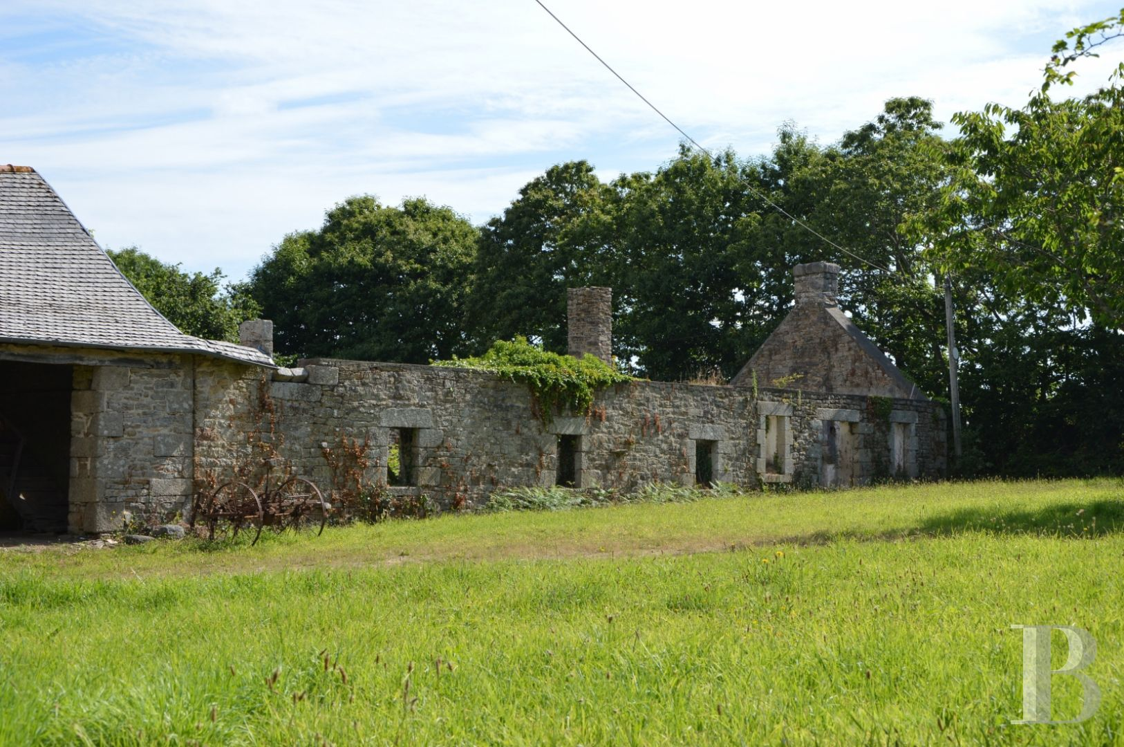 France mansions for sale brittany finistere property - 10 zoom