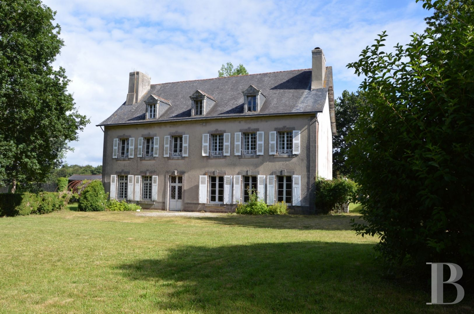 France mansions for sale brittany finistere property - 2 zoom