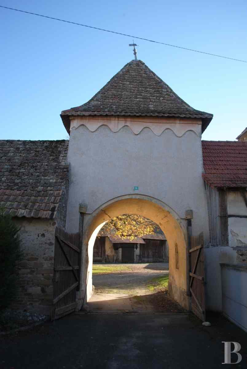 chateaux for sale France alsace village house - 2 zoom