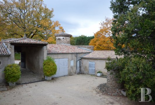 property for sale France rhones alps ardeche 18th - 18