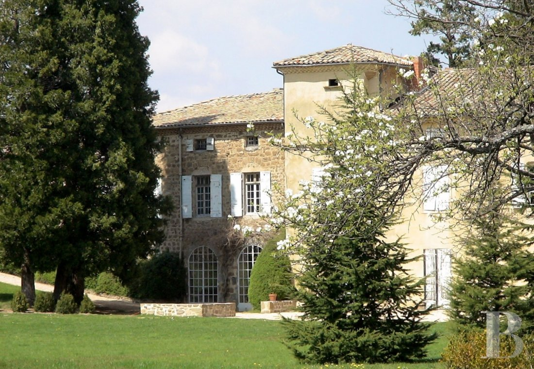 property for sale France rhones alps ardeche 18th - 1