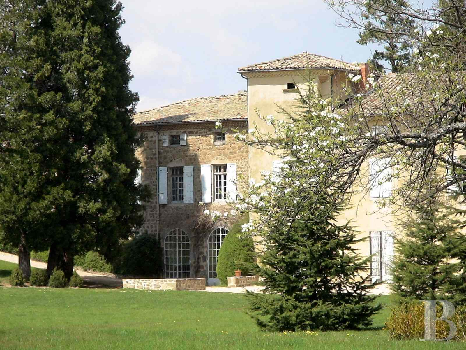 property for sale France rhones alps ardeche 18th - 1 zoom