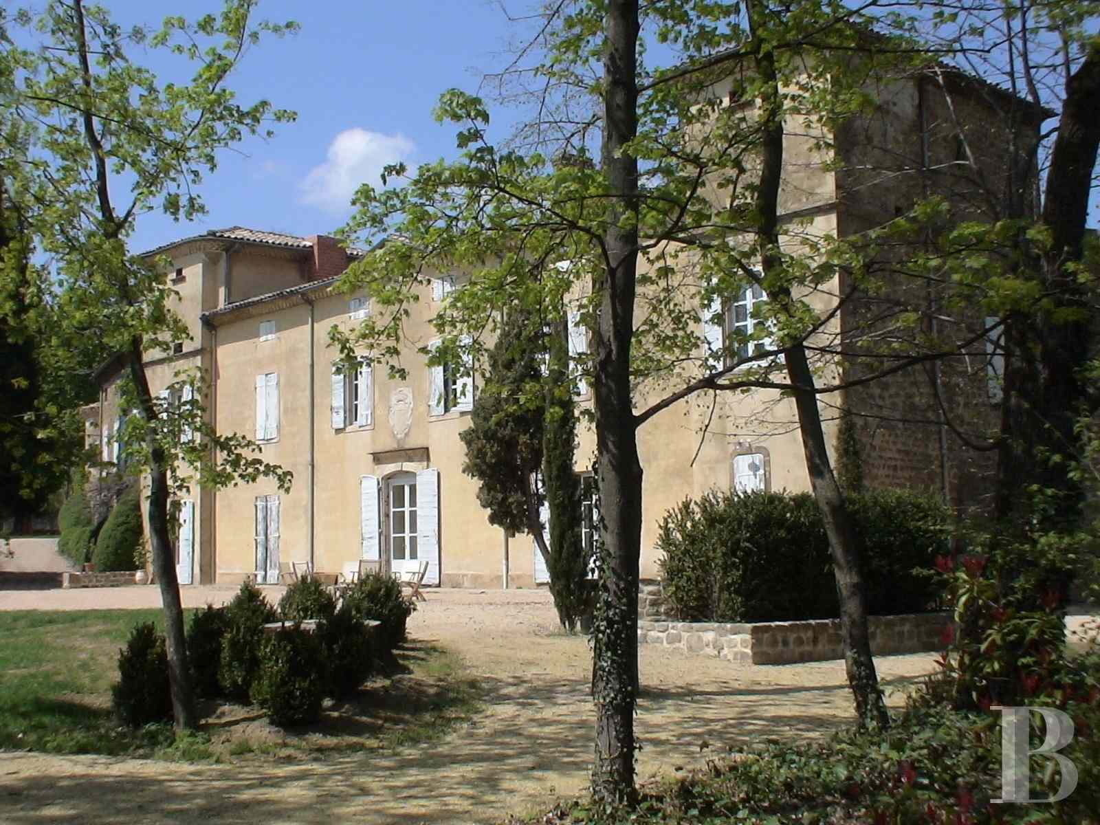 property for sale France rhones alps ardeche 18th - 2 zoom