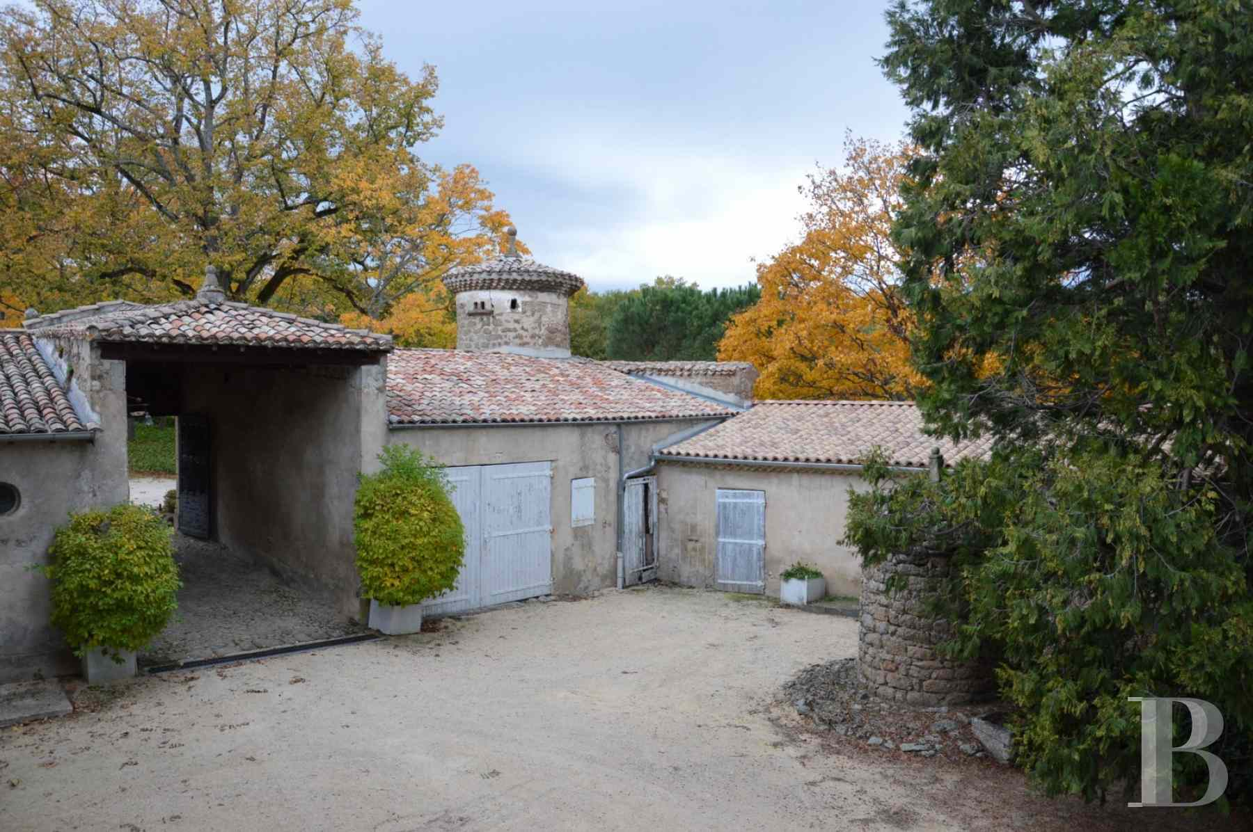 property for sale France rhones alps ardeche 18th - 18 zoom