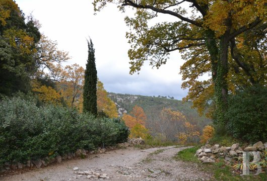 monastery for sale France provence cote dazur sainte baume - 15