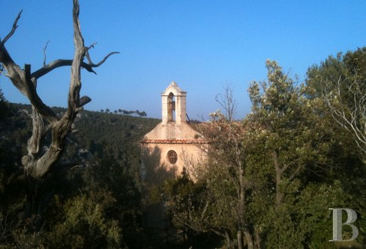 monastery for sale France provence cote dazur sainte baume - 3