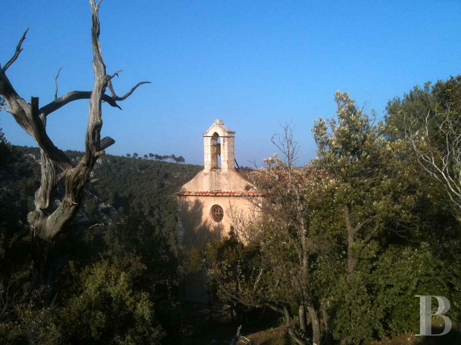 monastery for sale France provence cote dazur sainte baume - 3 zoom